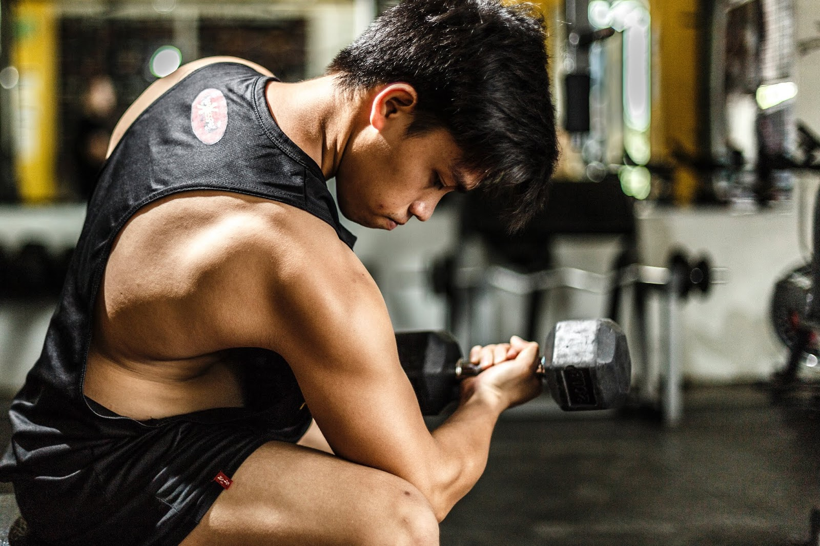 The 5 Best Shoulder Workouts for Men