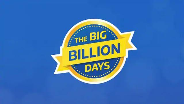 flipkart big billon days