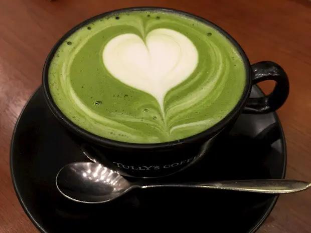 Matcha Green Tea from Japan