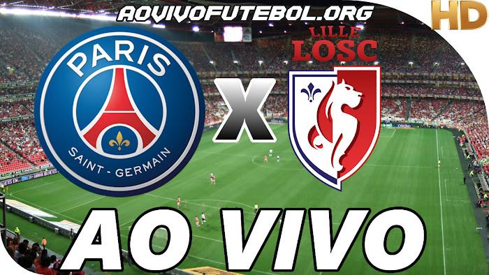 Assistir PSG x Lille Ao Vivo em HD