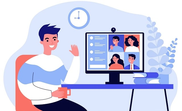 tips better virtual meetings improve video conferencing