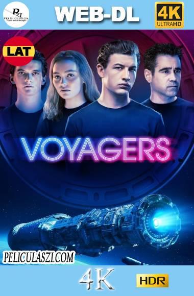 Voyagers (2021) Ultra HD AMZN WEB-DL 4K HDR Dual-Latino VIP