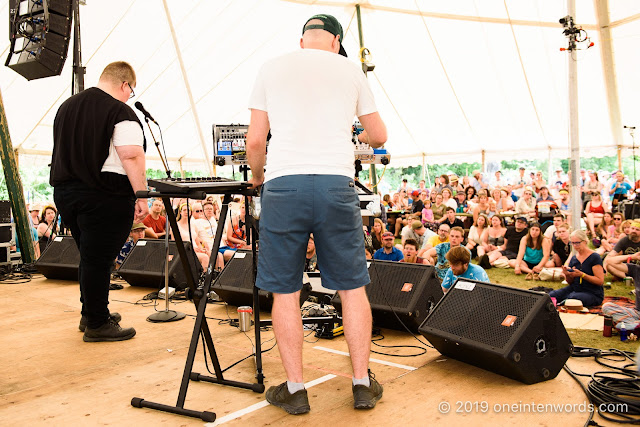 Joyful Joyful at Hillside Festival on Saturday, July 13, 2019 Photo by John Ordean at One In Ten Words oneintenwords.com toronto indie alternative live music blog concert photography pictures photos nikon d750 camera yyz photographer