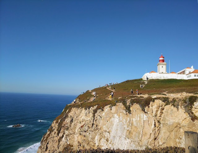 Portugal, Sintra, Cabo da Roca, travel, путешествия, фото