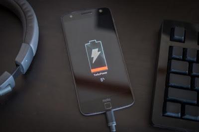 penyebab baterai lama di cas