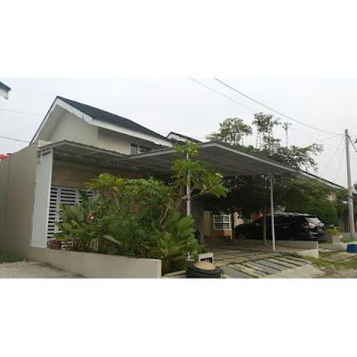 Rumah Tampak Samping