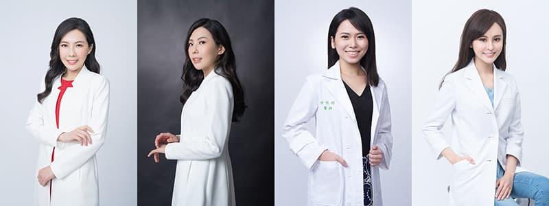 女醫師形象照專業形象照
