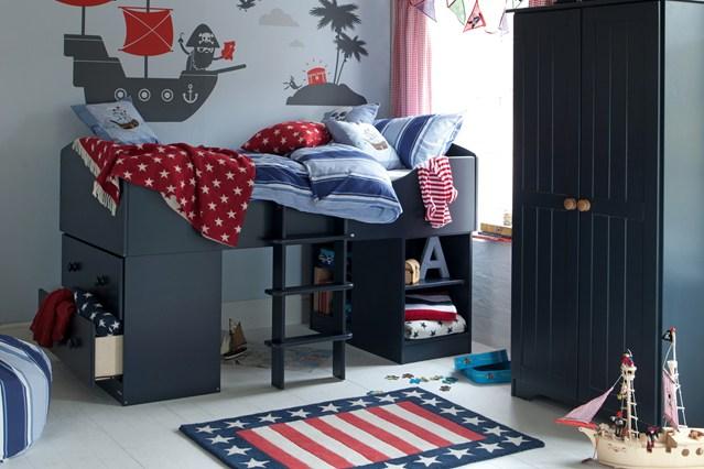 Ιδέες διακόσμησης για παιδικό δωμάτιο