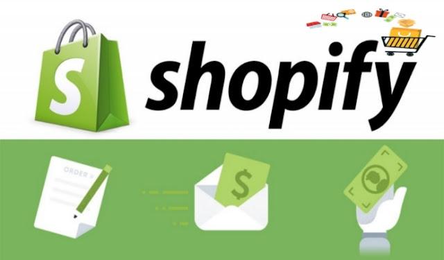 شرح طريقة التسجيل وانشاء متجر إلكتروني على شوبيفاي Shopify 2021