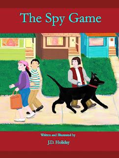 J.D. Holiday的《The Spy Game》