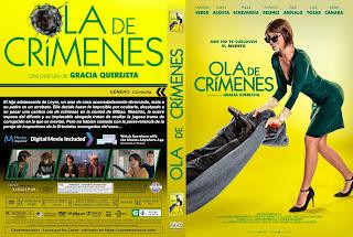 CARATULA OLA DE CRIMENES - 2018