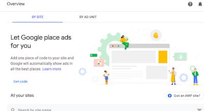 cara pasang auto ads