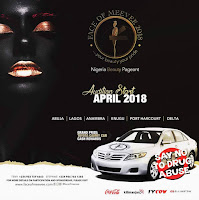 Face of MeeVee to hold auditions April across major cities in Nigeria