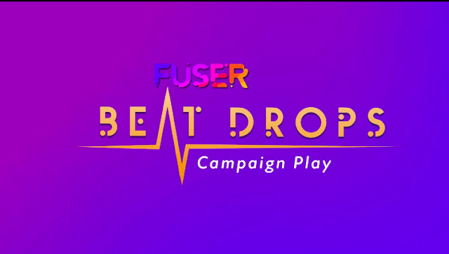logo of FUSER BEAT DROPS