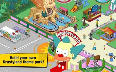 The Simpsons Tapped Out Mod Apk unlimited donuts for Android