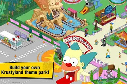 The Simpsons Tapped Out Mod 4.40.5 Apk (unlimited donuts/money) for Android