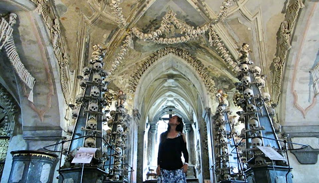 Interail, Kutna Hora, Czech Bone Cathedral
