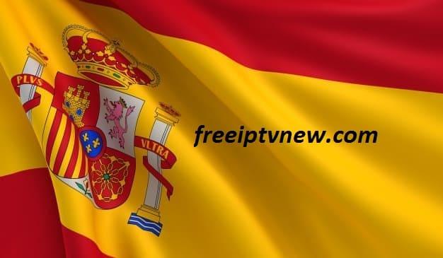 Spanish free iptv m3u playlist  13/08/2020