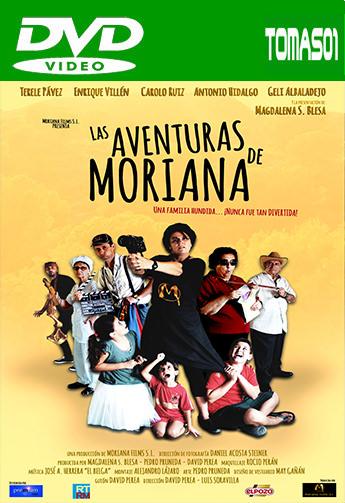 Las aventuras de Moriana (2015) DVDRip