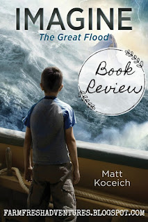 Imagine...The Great Flood by Matt Koceich {a review}