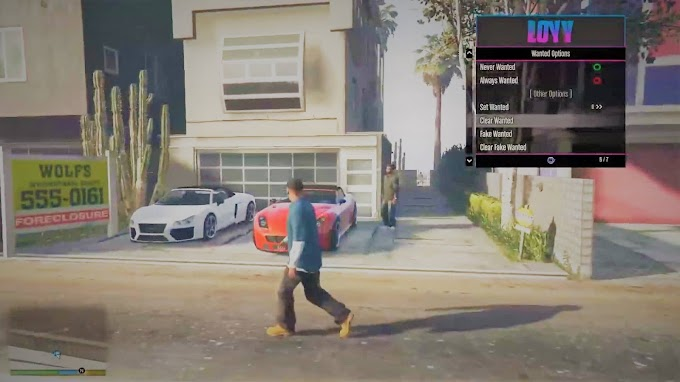 L0yy mod menu - GTA 5 Mod Menu PC - Working - Undetected 2020