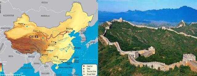 great wall pd garis merah di peta.