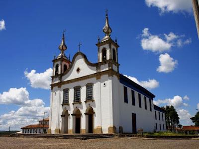 Igreja Matriz Catas ALtas