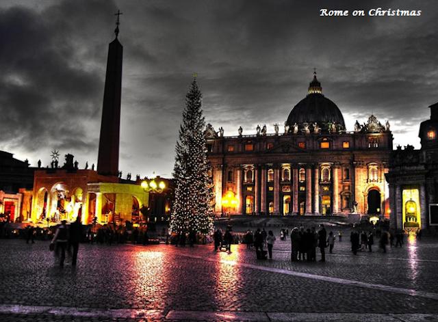 Rome on Christmas