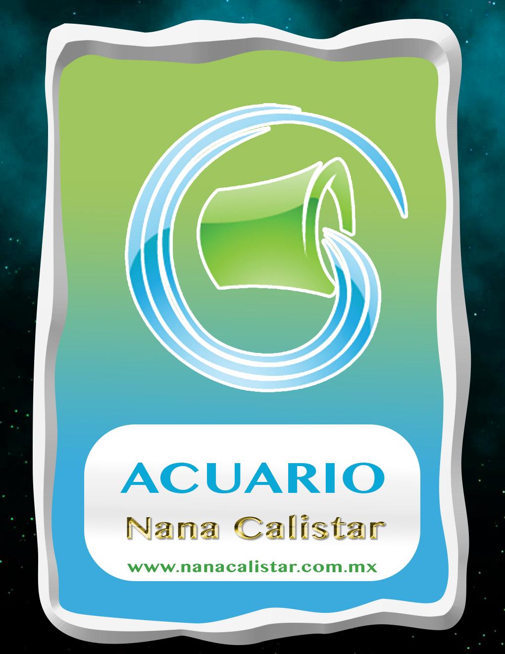 Hor scopo del d a acuario nana calistar for Horoscopo de hoy acuario hombre
