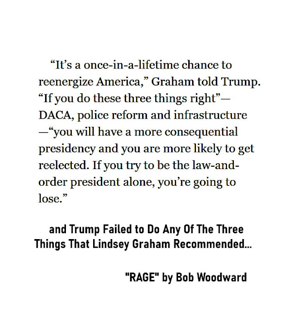 """RAGE"" by Bob Woodward - Screenprints of Important Paragraphs - You Should Buy This Book and Read the Whole Thing - gvan42"