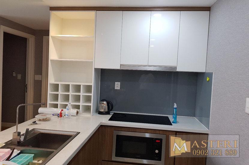 bán căn hộ Masteri 86m2 - 3 phòng ngủ nội thất có sẵn - hinh 4