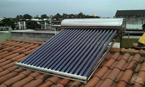 Aquecedor de água painéis solares CASEIRO - Blogger