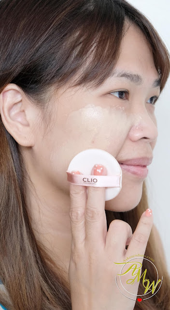 a photo of CLIO Kill Cover Glow Cushion Review