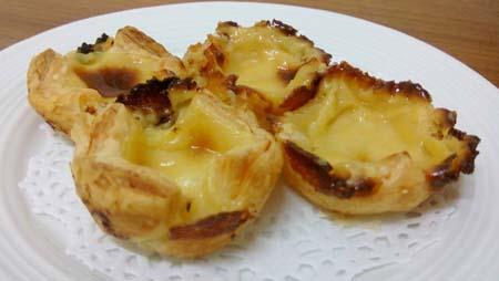 Resepi Portuguese Egg Tarts Enak!!