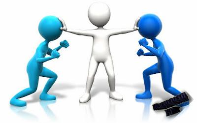 Влияние на конфликтите върху личността