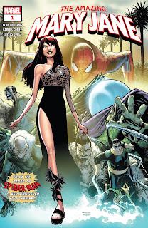Amazing Mary Jane #1 cover