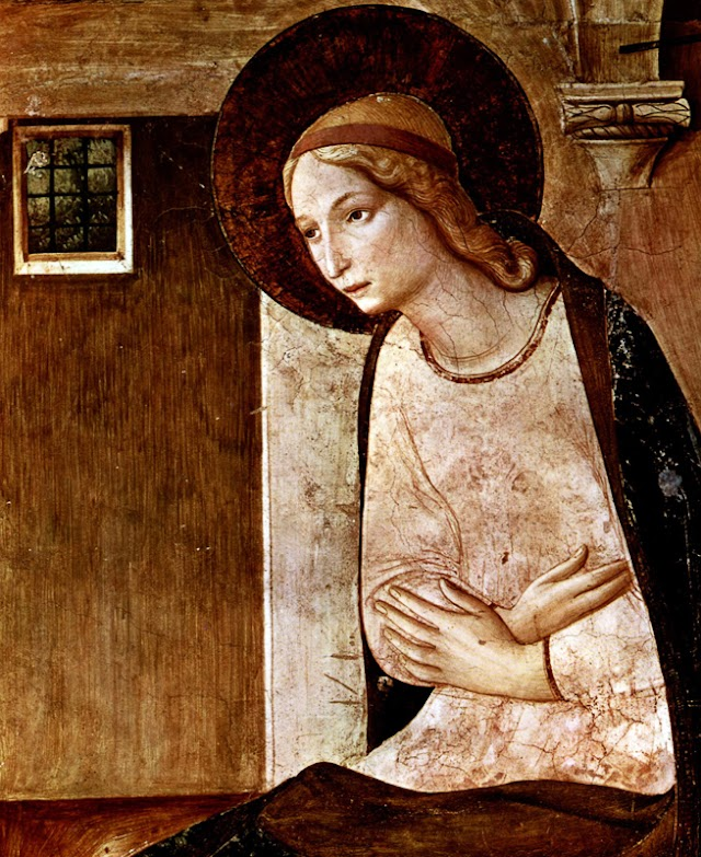 Magnificat. Canto de la Virgen María