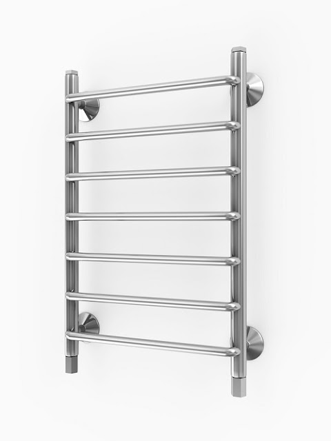 bathroom towel rails