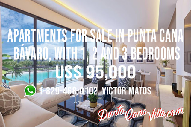 Apartments for Sale and Rent in Punta Cana