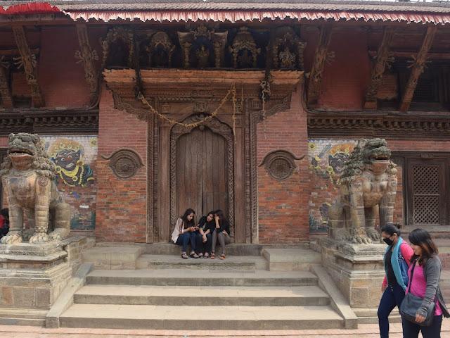 Palace Patan Durbar Square