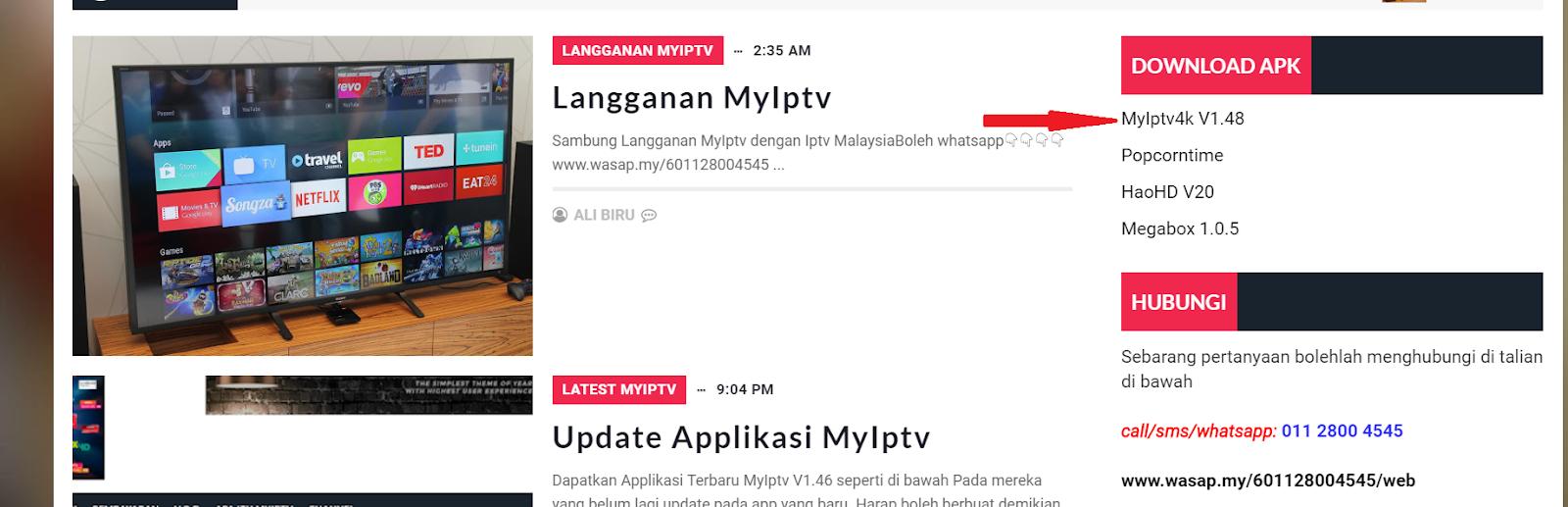 IPTV Malaysia