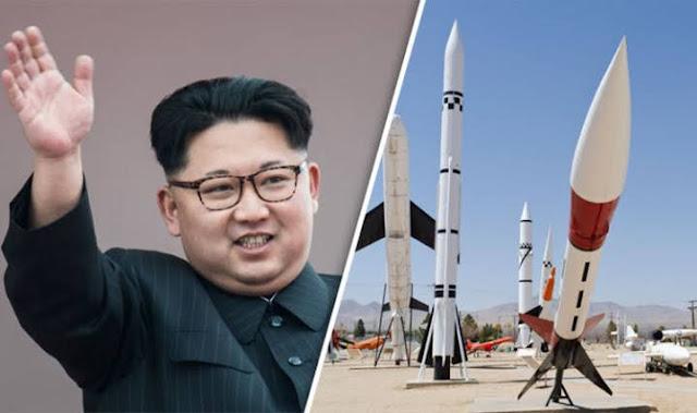 उत्तर कोरिया ने परमाणु का छोटे मिसाइलों से दागे जाने वाला हथियार बना लिया है।