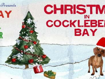 Cover Reveal: Christmas in Cockleberry Bay