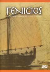"""Carátula del DVD: """"Fenicios: mercaderes y navegantes de la antigüedad"""""""