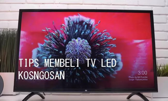 tips memilih tv led