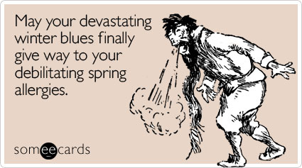 Image result for someecard february over