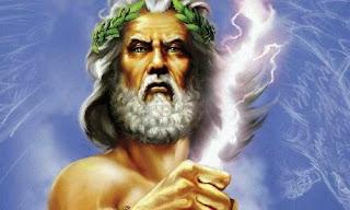 zeus dios del olimpo