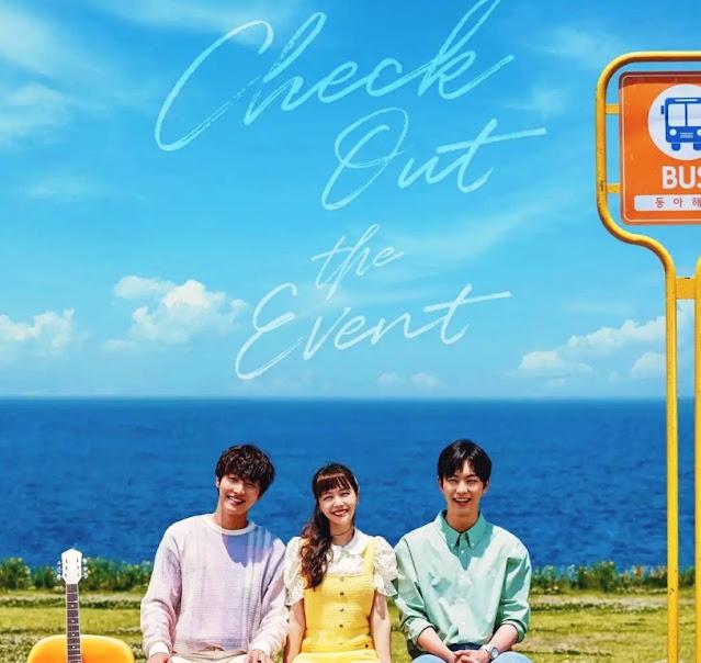 Daftar Nama Pemain Check Out the Event Drama Korea 2021 Lengkap
