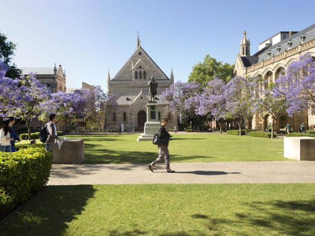 Annual International Scholarships At University of Adelaide