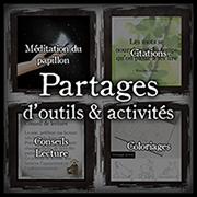 Partage d'activités et d'outils pour les enfants et les parents